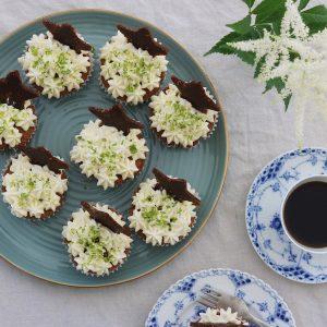 Muffins med frosting