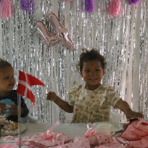 Pynt børnefødselsdag