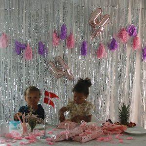 Maria Vestergaard børnefødselsdag