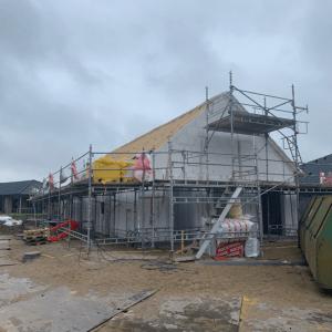Nyt hus byggeri