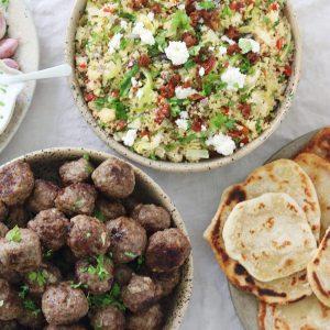 Tyrkisk menu