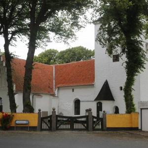 Kirken i Bogense