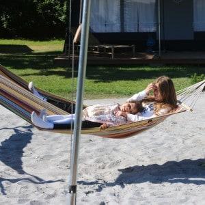 Bogense strand camping