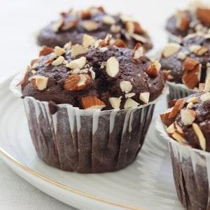 Kakaomuffins