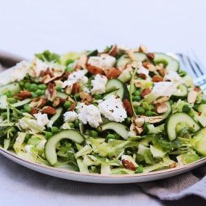 Ærte salat