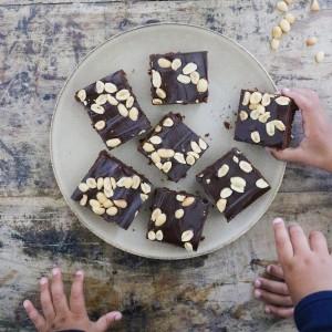 Chokoladeganache