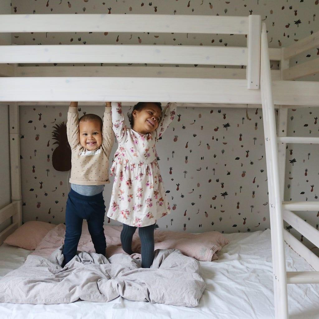 Børne samsovning