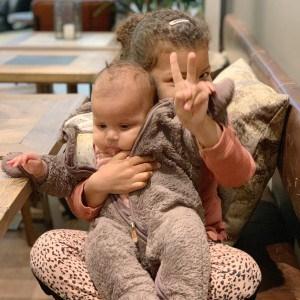 Børn i Rosengaard centret
