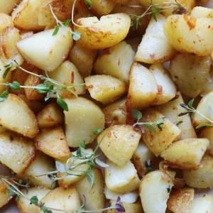 Braset kartofler
