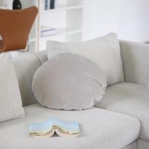 Bog i sofa