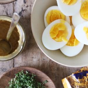 Ingredienser æggesalat