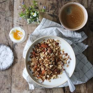 Blødkogt æg til morgenmad