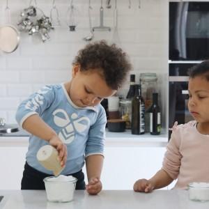 Børn og karse