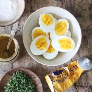 Æggesalat opskrift