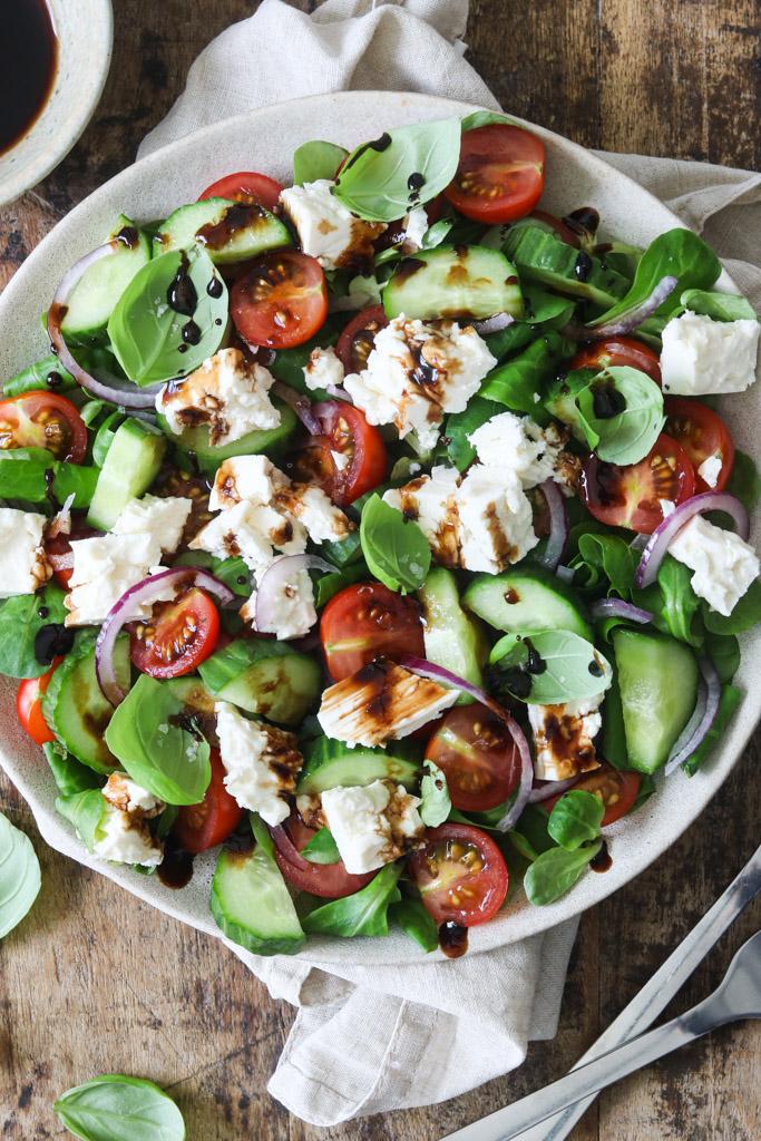 Salat græsk