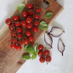 Friske tomater