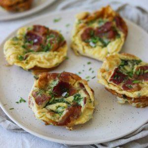 Ægge muffins