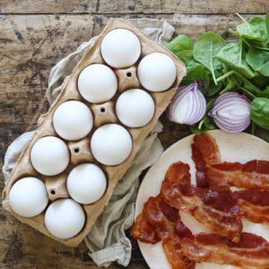 Æg og bacon