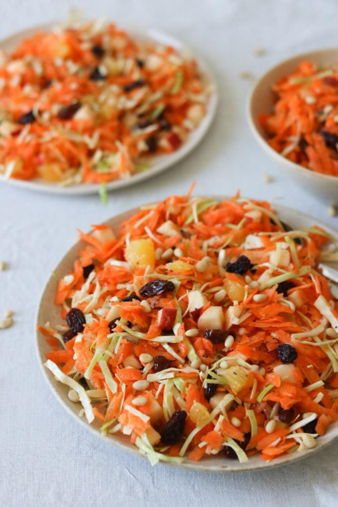 Gulerods salat