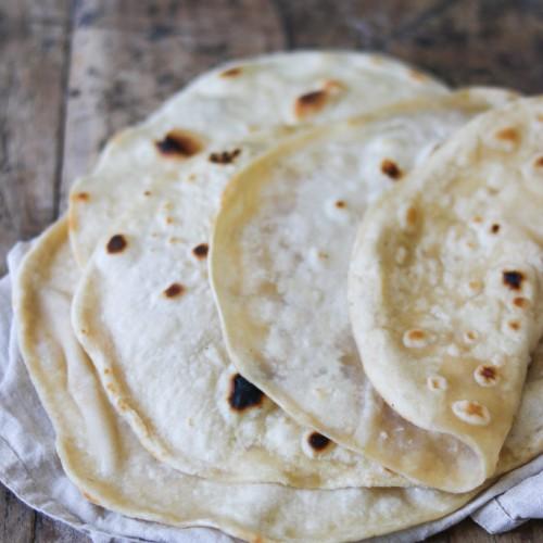 Opskrift chapati