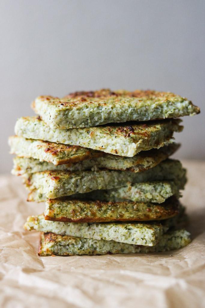 Grøntsags brød