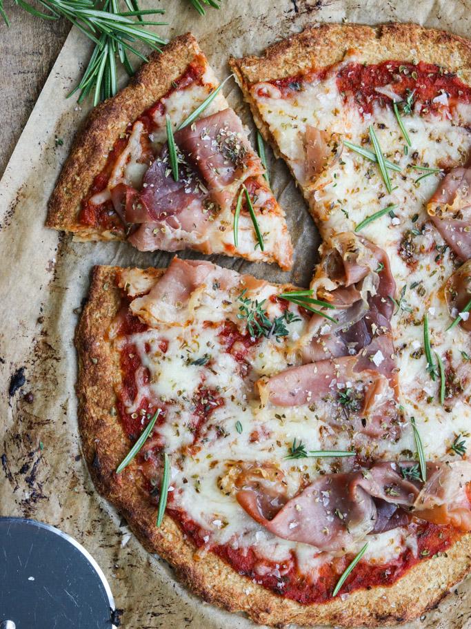 Rootza pizza
