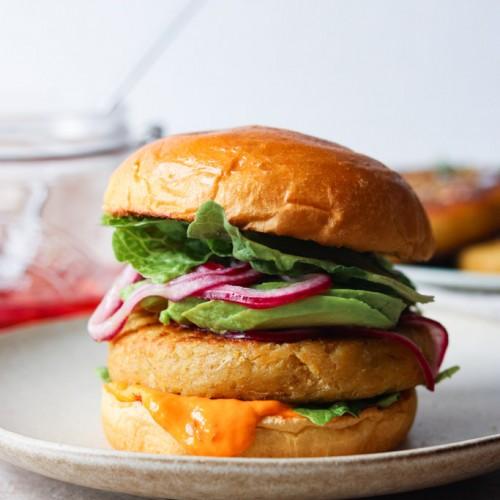 Vegetarburger