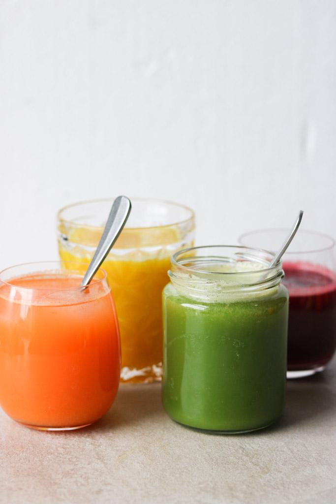 Juice opskrifter